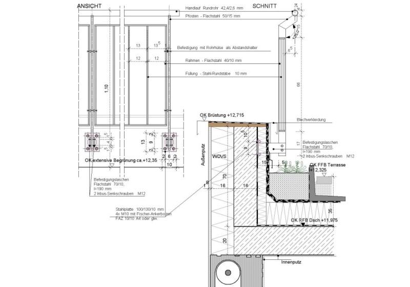 Cad Bauplanung J Danielczok Planungsbeispiele